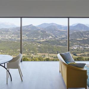 Panoramska stena FIN-Vista.