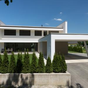 Moderna hiša v okolici Kranja