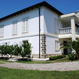 Obnova vile v slovenskem primorju