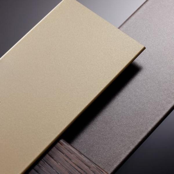 Material se predstavi: Aluminij.